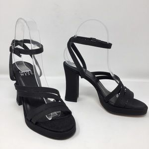 Nine West Vitelli Strappy Dressy Sandals